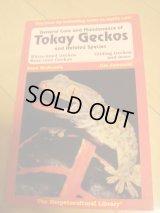 洋書(Tokay Geckos and Related Species)