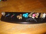 海洋堂カプセルQミュージアム日本の動物コレクションI東北/北限のサル 全11種