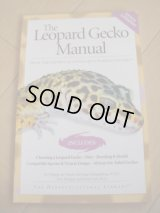 洋書(The Leopard Gecko Manual)表紙わずかに傷特価